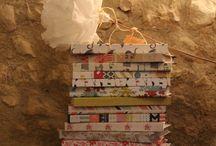 Livre d'or, carnet et bloc note  / Livre d'or et carnet de diverses couleurs pour mariage, départ en retraite, anniversaire, journal intime de grossesse, carnet de croquis,...