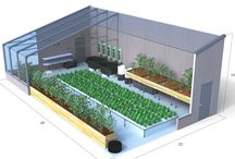Passiv solvarme havehus