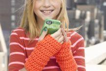 Fingerless mittens/gloves