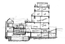 RISE_Sketches / Rise Design Studio is an innovative contemporary architecture practice based in London, making schools and houses. risedesignstudio.co.uk
