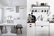Interiors / Interior inspirations with a scandinavian/nordic twist.