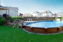 Swimming pools!