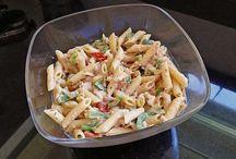Nudel Thunfisch salat