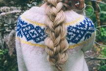 braids. / braids | hair | hairstyle | infinity braid | waterfall braid | braid | loose braid | long hair | summer hair | fishtail braid | looped braid | buns | beach hair | short hair
