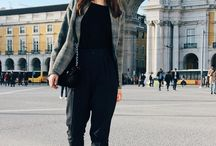Street style / Fashion and classic
