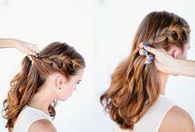 Hair styles  / by sydni Briscoee
