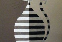 psychadelic cat Babs