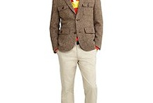 Men's Fashion & Style / by James Stiegler