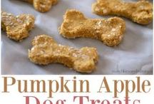 Puppy treats and health