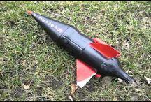 water raket