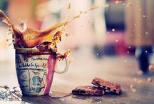 Coffee, Tea, & Me  / by Brooke B