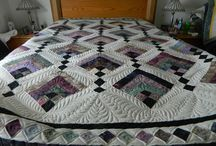 Quilts - Log Cabin
