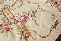 Embroidery Hand & Machine / by Quilted Cottage
