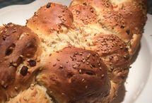 Recepten voor brood bakken