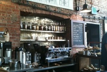 Coffee House / by Hunter Hamilton