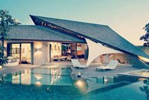 The Layar Designer Villas and Spa / Modern luxurious villas in Seminyak Bali. www.thelayar.com