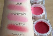 Makeup Swatches / by Jessa