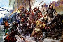 Medieval Warfare Art