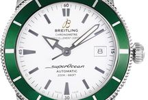 Watches / Breitling, Tudor