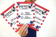 School - Social Studies - Voting