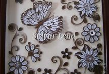 Quilling / by israwati ismail