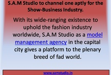 S.A.M Studio adds itself as a Modeling Studio to avail Models of All Categories.