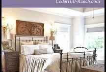 Master bedroom ideas / by Bryanna Van Helden
