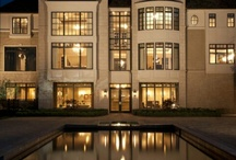 Dream Homes / Homes we dream of owning.