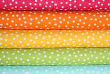 Fun Fabrics, Dots, Stars, Stripes, and more / Fun Fabrics from all over!  Pin all kinds of Fabrics!!  I am into dots right now!!! But Fun stars, stripes, geometrics and more are welcome!!  Please no inappropriate pins.