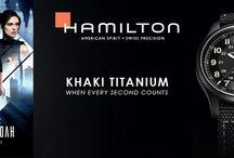 HAMILTON KHAKI Field Collection!!!