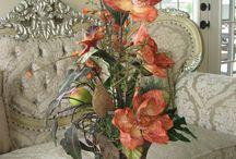 Flower Arrangements / by Rita Smith
