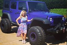 Jeepgirls / by Leslie M