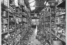 factory interiors
