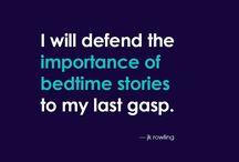 Children, bedtime stories, hugs, frogs, and memories