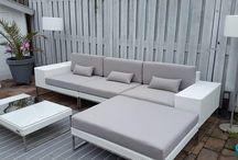 Loungesets geleverd 2017 / Weer een prachtig lounge seizoen is gestart, kijk hier naar een impressie van de door www.arbrini.nl geleverde lounge-opstelling.