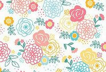 Estampas / Creative and cute patterns