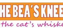 The Bea's Knees And The Cat's Whiskers / The Bea's Knees & The Cat's Whiskers specialises in designing and producing personalised typographic canvas art and fine art prints for every occasion. Below, you can find a selection of our creations. Please visit our website at www.thebeaskneesandthecatswhiskers.co.uk.  / by The Bea's Knees & The Cat's Whiskers