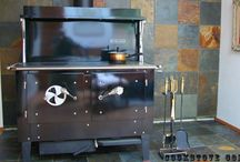 Wood Cook Stoves / Wood Burning Cookstoves - Including, Small Tiny House Wood Cook Stoves, Medium Contemporary Wood Cook Ranges, and Large Functional Amish Wood Cooking Ranges with hot water capabilities. Let Obadiah's match you with the Wood Cook Stove of your dreams! - (406) 300-1776
