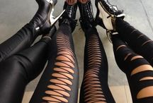 Fashion: Leggins / SImplemente amo las leggins! no son incomodas y definitivamente me quedan mejor que los pantalones, aqui hay algunas ideas de leggins que me gustan