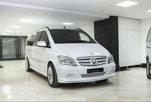 Mercedes Viano Executive 4 pax Van