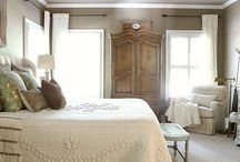 Country hotel bedrooms