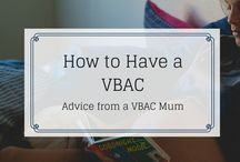How to Have a Positive VBAC / So you've had a caesarean (or caesareans) and you want a VBAC but HOW to actually birth and feel positive too?