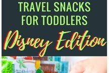 Snacks To Pack for Disney Parks