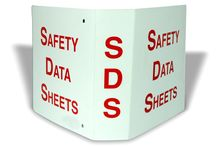 Safety Data Sheets Binders / Safety Data Sheets binders, also known as, SDS binders,  Material Safety Data Sheets or MSDS binders.   MSDS or SDS are documents that contains information on the potential hazards (health, fire, reactivity and environmental) and how to work safely with the chemical product. It is an essential starting point for the development of a complete health and safety program.