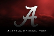 Roll Tide  / Everything ALABAMA 
