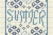summer stitch