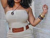 Work it Plus! / Plus size women can look fabulous! Divas come in all sizes! / by Jennifer Wilson