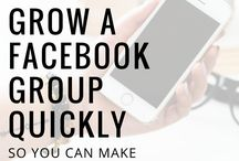 Facebook Groups / Everything you need to know about running a successful Facebook Group #SocialMedia