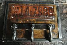 A-industrial kis bútor