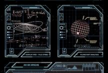 Sci-Fi Interface